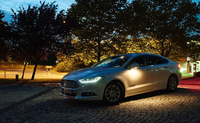 Ford Develops New Lighting Tech That Allows Drivers To More Easily ID Potentially Unseen Hazards