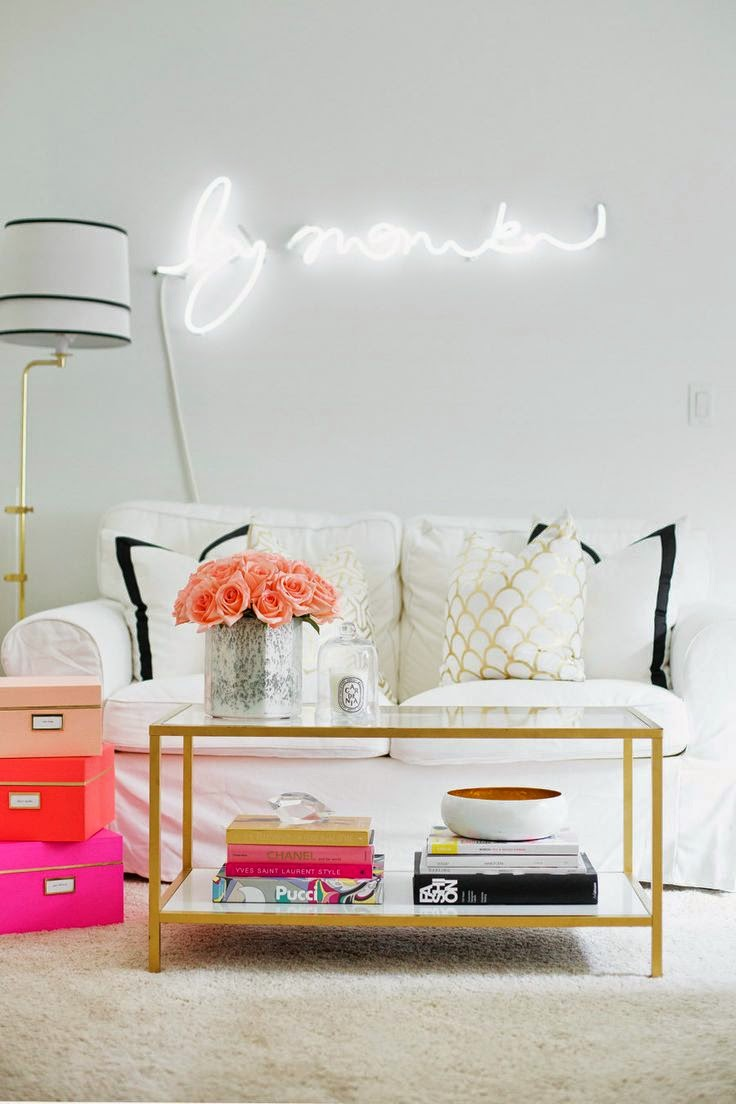Home Styling Ana Antunes Gold Spray Works Wonders