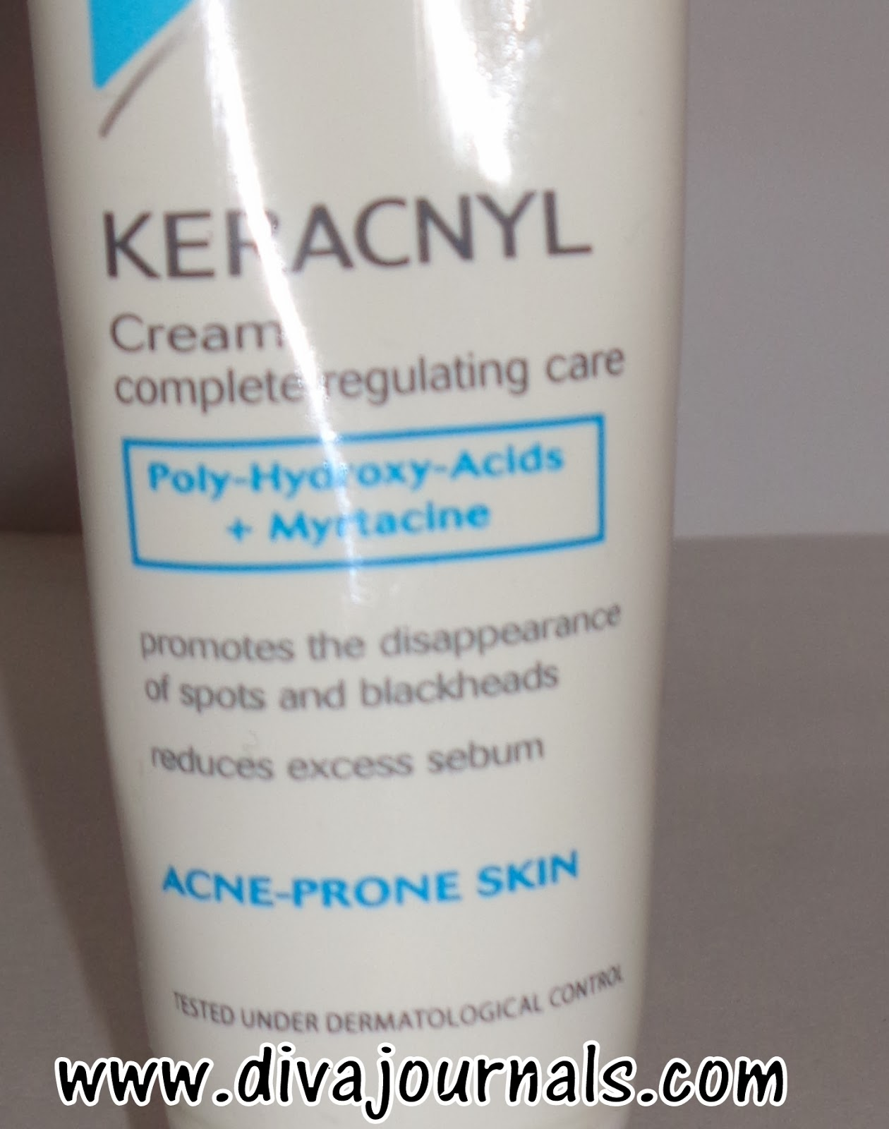 2)Ducray Keracnyl Complete Regulating Care Cream