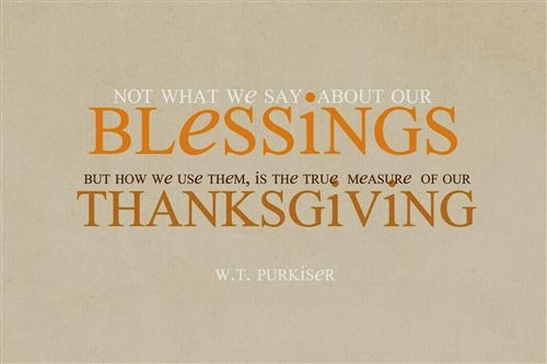 Meaning Happy Thanksgiving Wishes Quotes