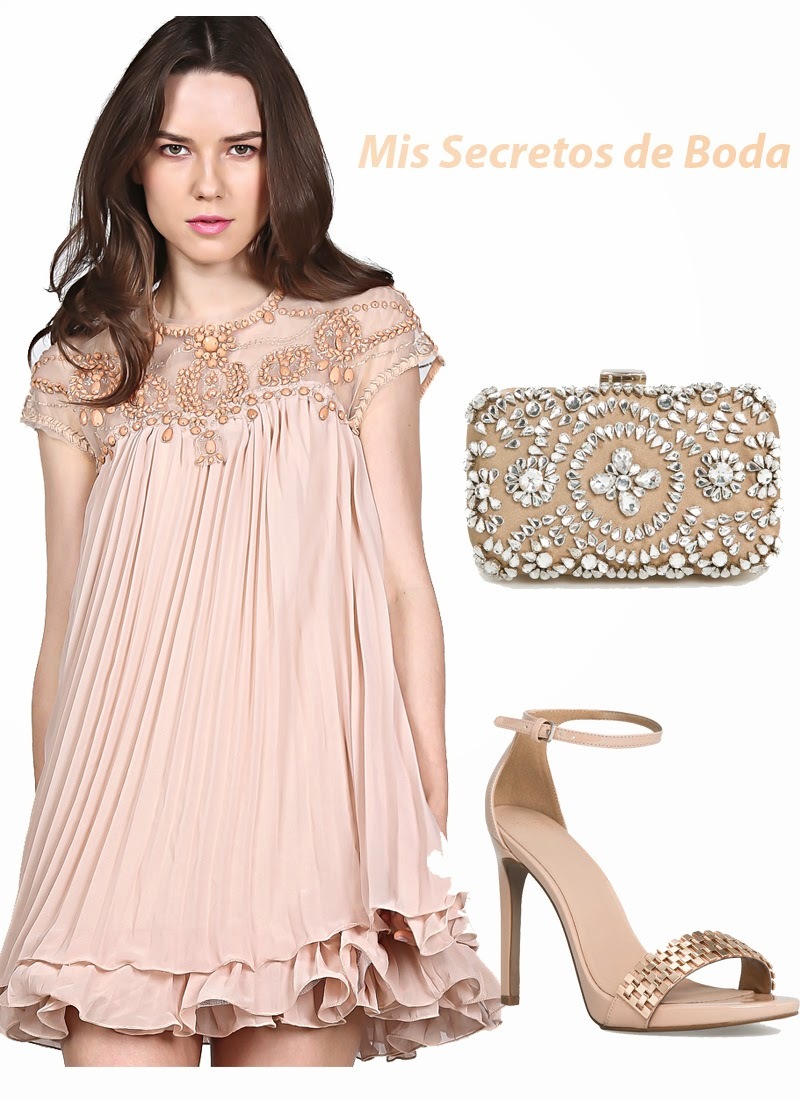 Total Look Nude. - Mis Secretos de Boda Events