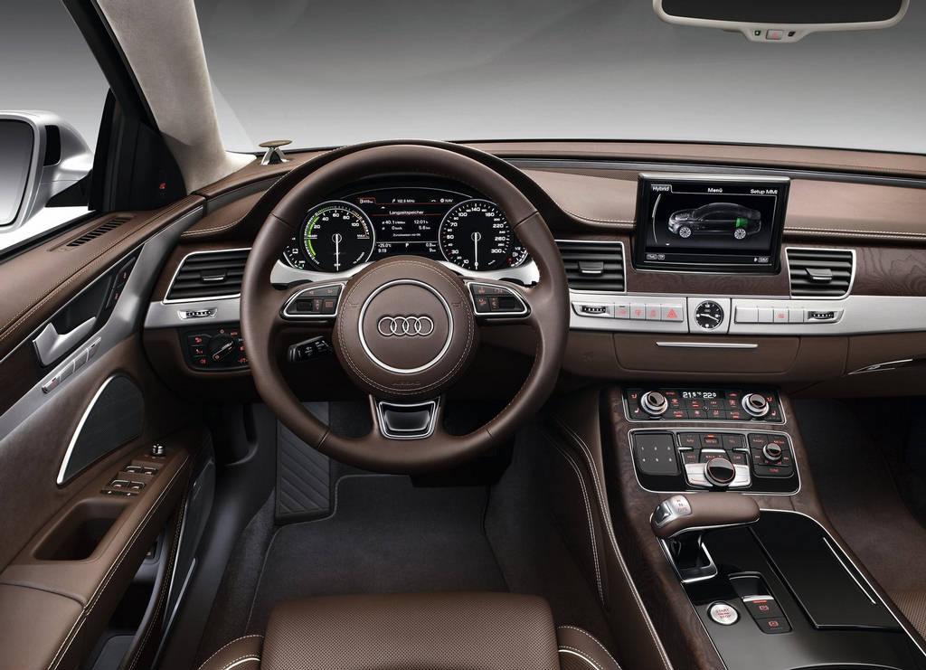 Audi A8 2013 Hybrid Luxury Car Photos & Wallpapers