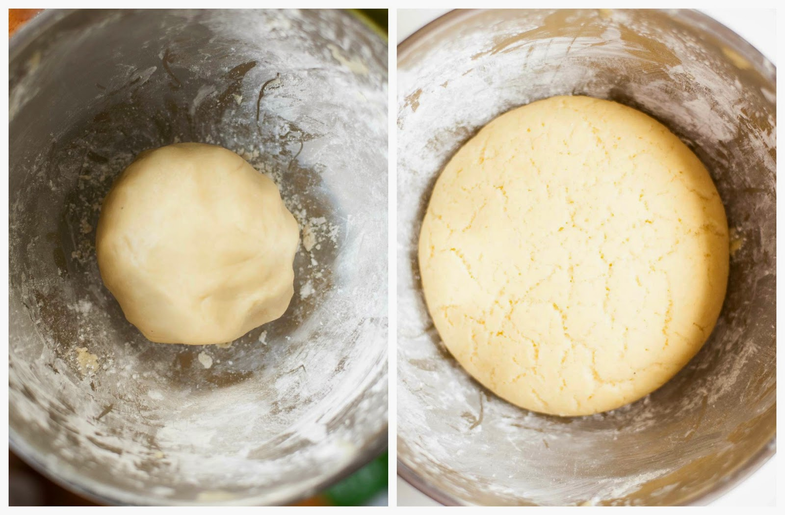 Dough for Paleo Flatbread | acalculatedwhisk.com