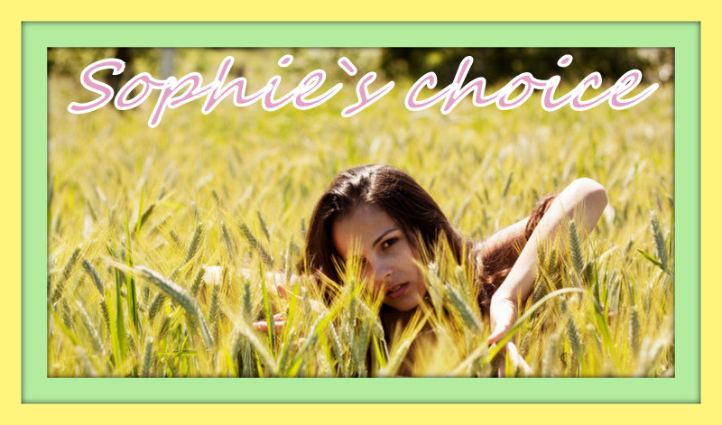 Sophie`s choice