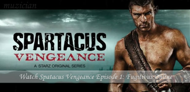 spartacus blood and sand episode 1 full episode
