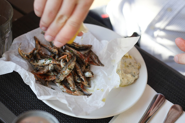 fried sprats