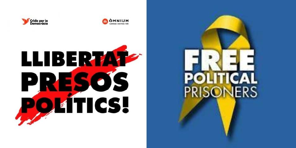 Freiheit für Politische Häftlinge