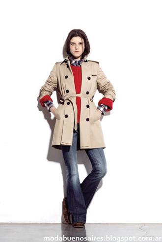 abrigos Paula Cahen D'Anvers invierno 2013