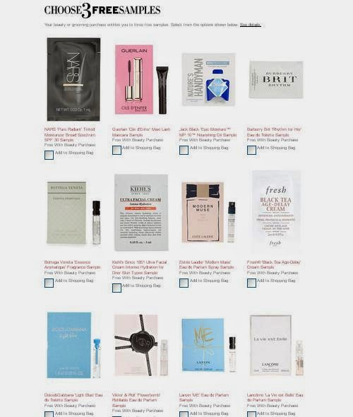 ... eye balm intense sample to their free samples section today this is a