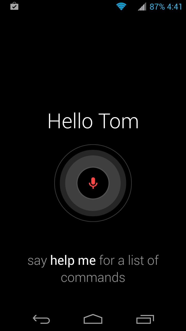 moto x touchless control issues