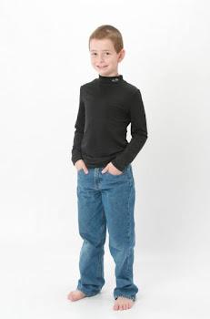 Nick age 8