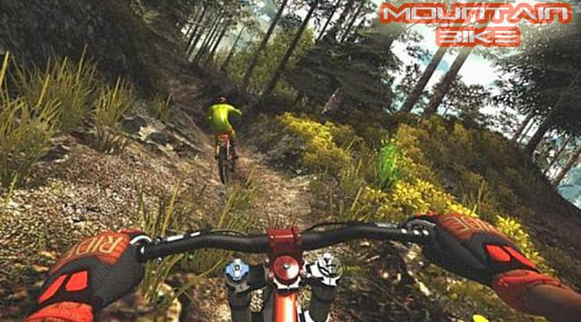 Mountain Bike Racing - Game Sepeda Android