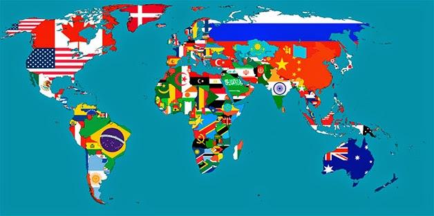 Resultado de imagem para quantos países tem a onu