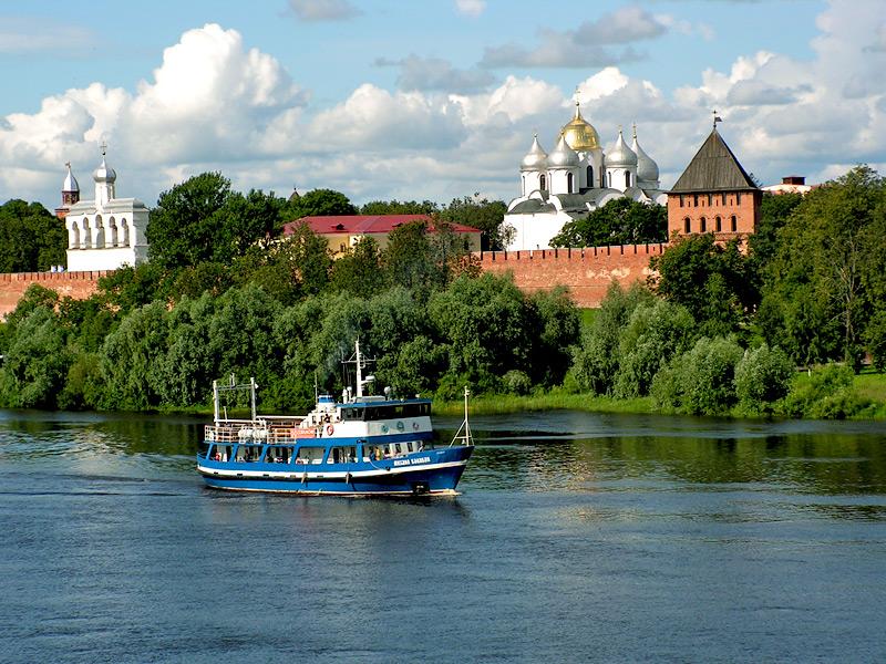 St. Petersburg Neva River