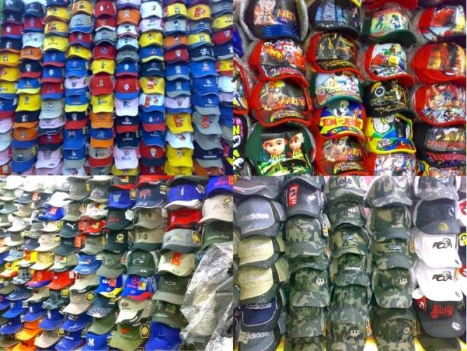 pusat grosir topi murah