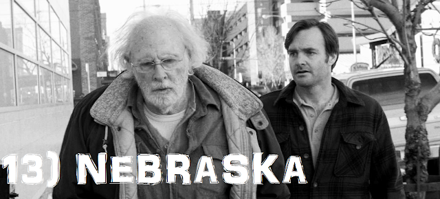 Bruce Dern as  old man  in Nebraska