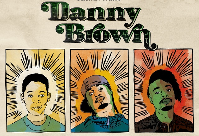 "Danny Brown Grown Up Danny Brown   ""Grown Up"" (Official Video)"