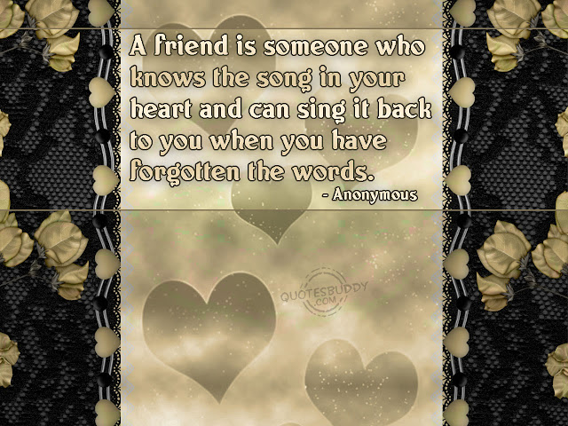 Best Friend Graphic Quotes Wallpapers