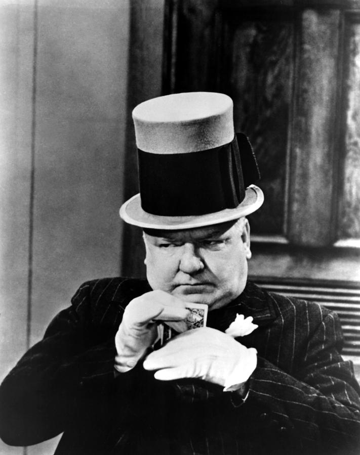 W. C. FIELDS (1880-1946) - COMEDIAN