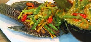 Resep Masakan Ikan Pesmol