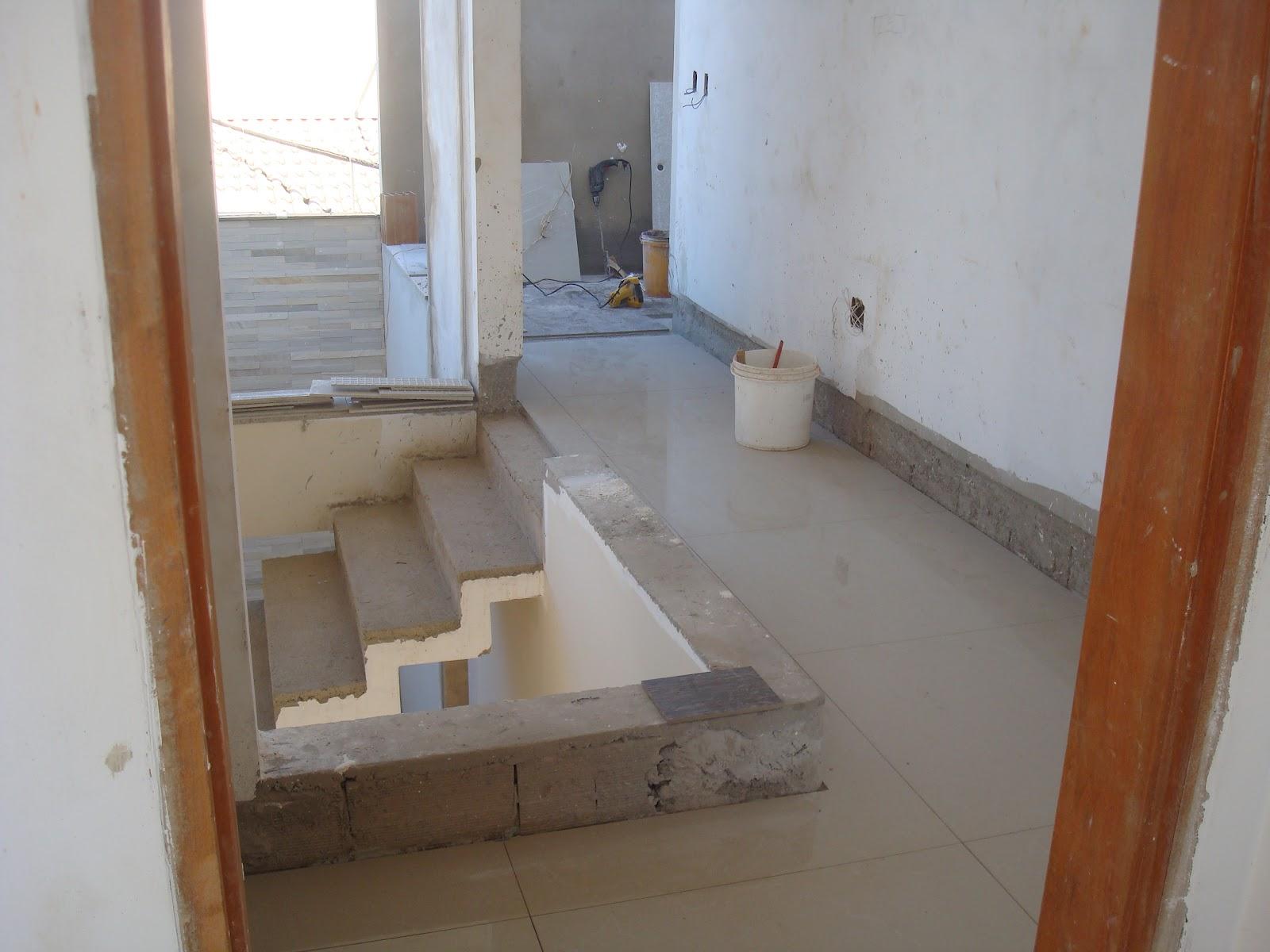 Construindo um Castelinho: O Piso #6E4129 1600 1200