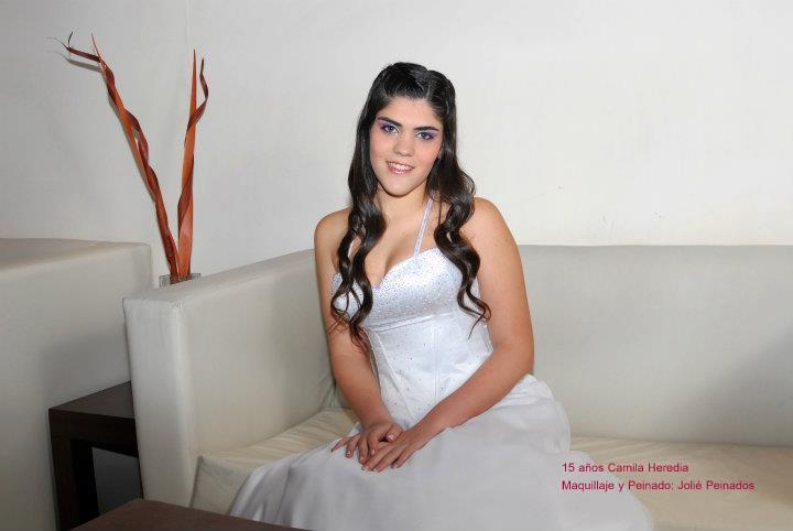 Fiesta de 15 años de Camila Heredia