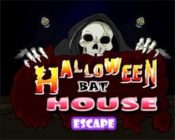 Juegos de Escape Halloween Bat House Escape