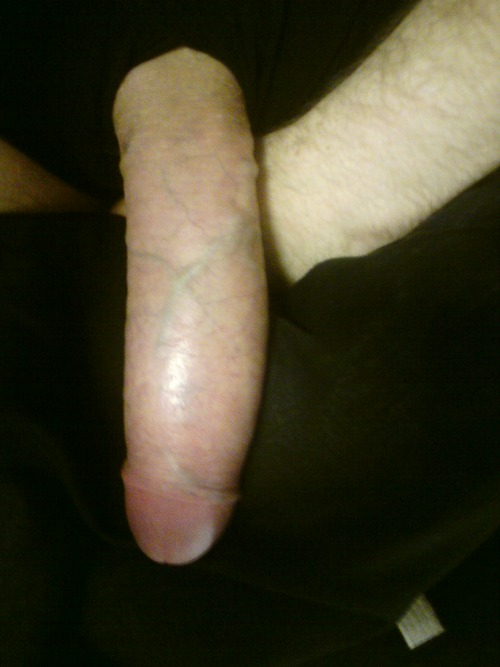 Huge curved dick