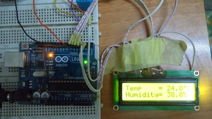 2 or more DHT11 - Sensors on one Arduino NANO