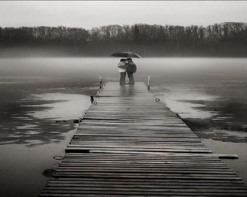 romantic rainy wallpaper - photo #23