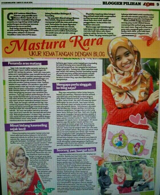 Utusan Malaysia Julai 2014