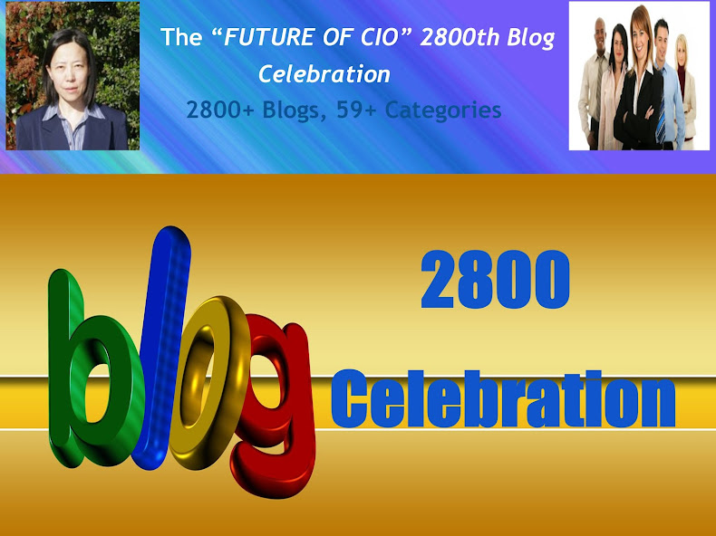 "The ""Fulture of CIO"" 2800 Blogs Sum Up"