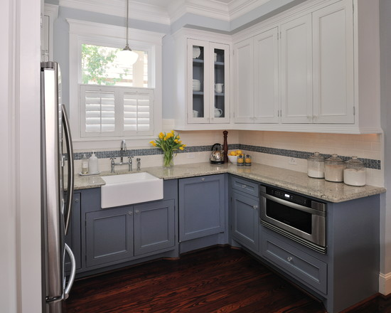 Denise Cerro I 39 M Searching Out Two Tone Kitchen