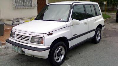 Suzuki Vitara jlx Car
