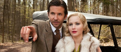 New clips and featurette for Serena starring Jennifer Lawrence and Bradley Cooper