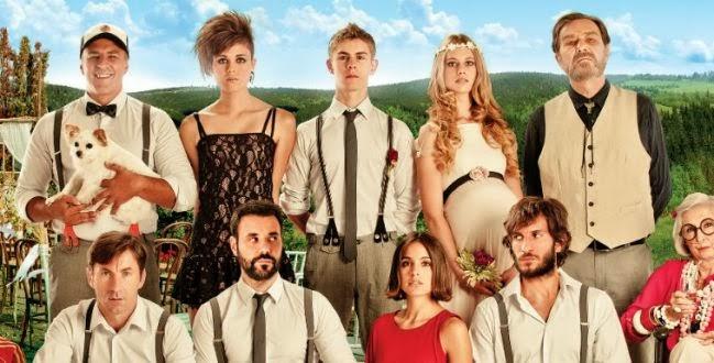 Protagonistas de La Gran Familia Española