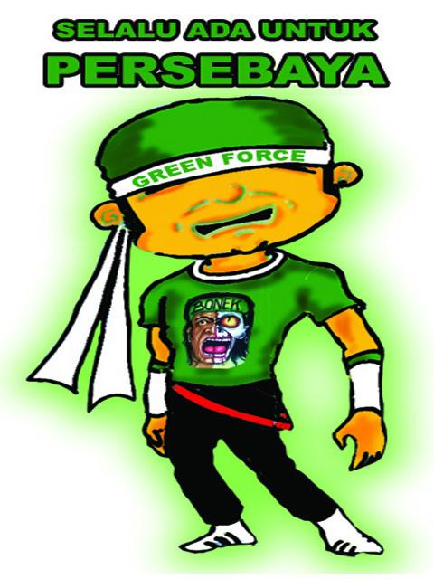 Animasi Surabaya Original Persebaya