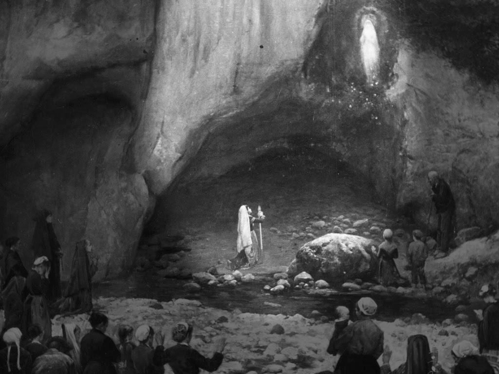 Holy Mass Images Saint Bernadette Soubirous