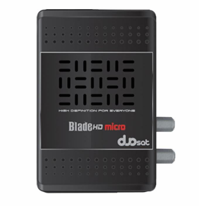 DUOSAT BLADE HD MICRO NOVA ATUALIZAÇÃO + BOOT BLADE MICRO - V 4.74 - 17/01/2014
