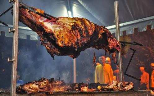 Yahudi Menipu Kita Tentang Daging Kambing