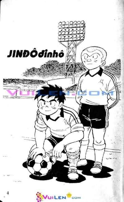 Jindodinho - Đường Dẫn Đến Khung Thành III  Tập 23 page 4 Congtruyen24h