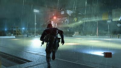 Metak Gear Solid V Ground Zeroes