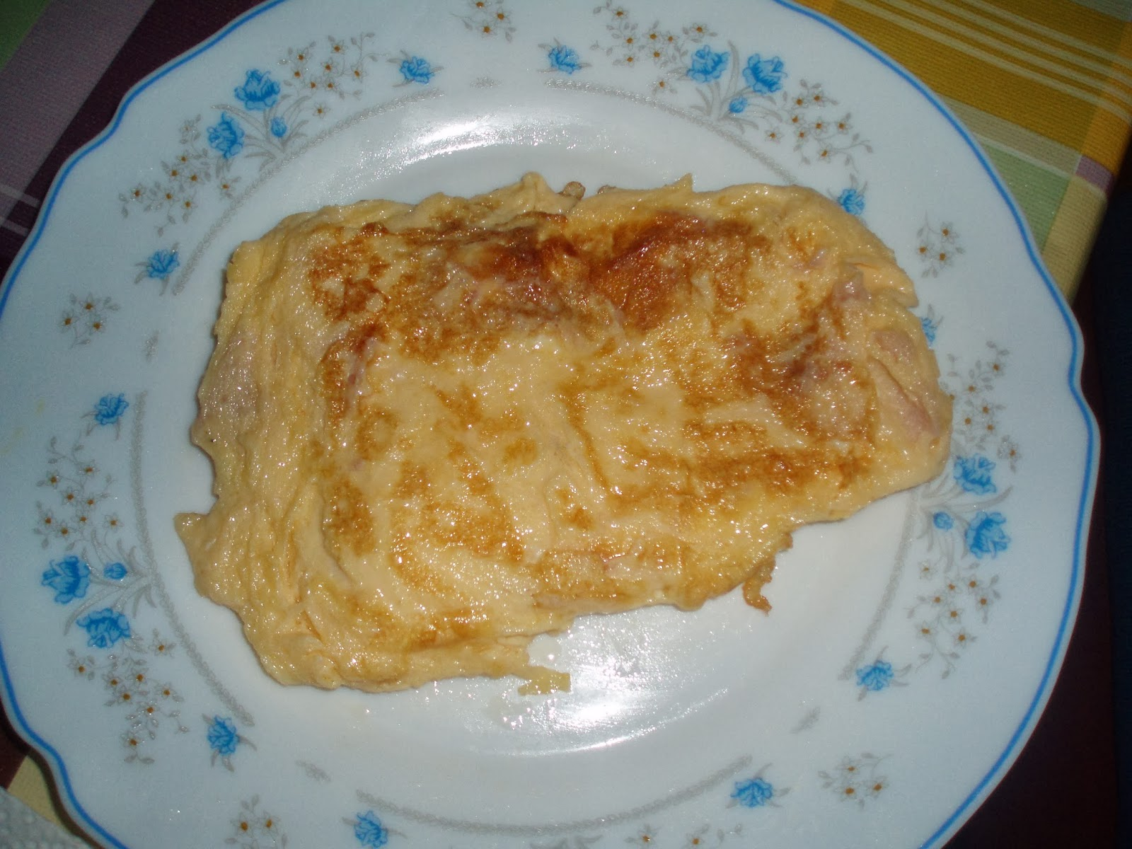 Nikky y sus historias manda - Tortilla francesa calorias ...
