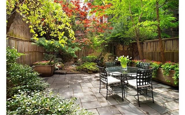 estilo rustico patios rusticos i