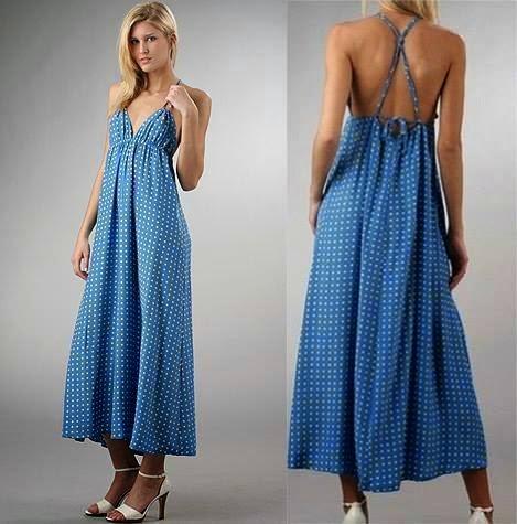 Confeccion de vestidos de verano