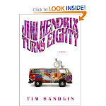 LEYENDO: Jimmy Hendrix turns eighty