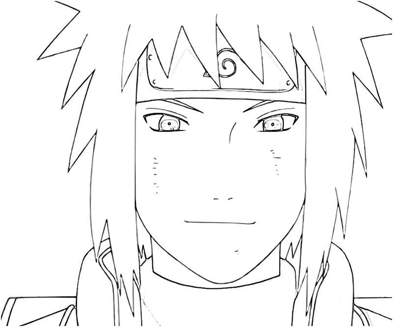 Naruto Minato Smile | Mario