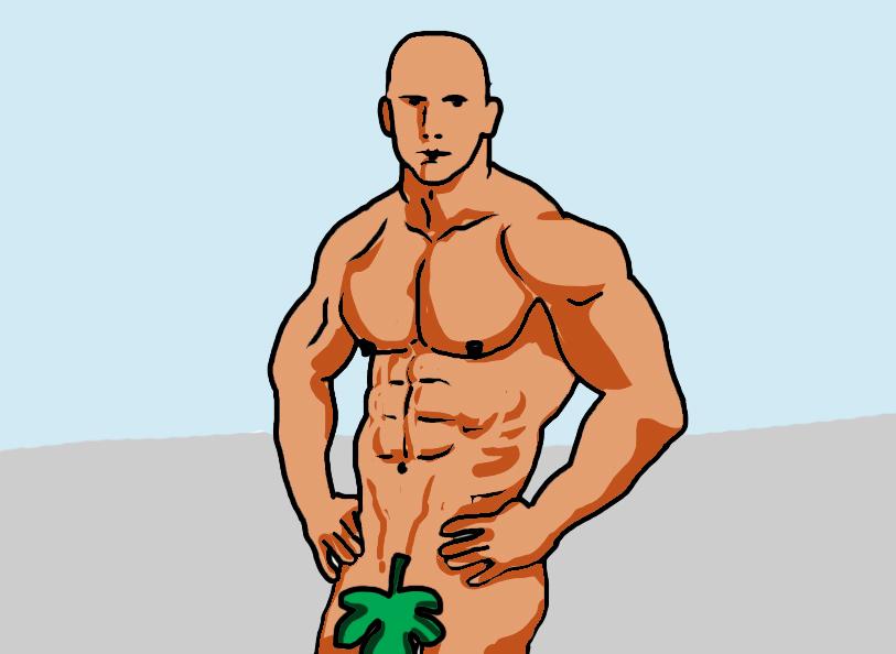 Ancient Muscle Combat