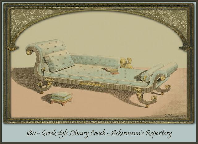 ekduncan my fanciful muse regency furniture 1809 1815