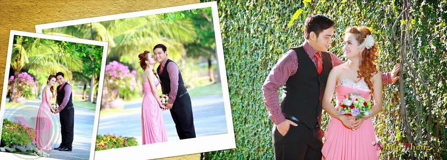 Album cưới ngoại cảnh Bình Quới Về Đêm - Thực hiện Nhiếp Phong Photo